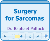 Video: Surgery for Sarcoma